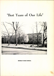 Page 11, 1947 Edition, Murray High School - Tiger Yearbook (Murray, KY) online yearbook collection