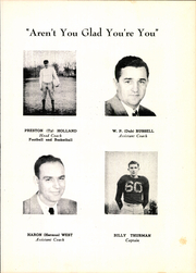 Page 17, 1947 Edition, Murray High School - Tiger Yearbook (Murray, KY) online yearbook collection