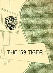 Page 1, 1959 Edition, Murray High School - Tiger Yearbook (Murray, KY) online yearbook collection