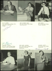 Page 14, 1959 Edition, Murray High School - Tiger Yearbook (Murray, KY) online yearbook collection
