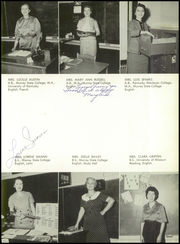 Page 15, 1959 Edition, Murray High School - Tiger Yearbook (Murray, KY) online yearbook collection