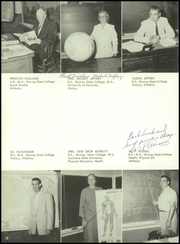 Page 16, 1959 Edition, Murray High School - Tiger Yearbook (Murray, KY) online yearbook collection
