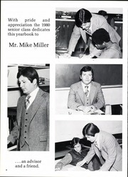 Page 10, 1980 Edition, Murray High School - Tiger Yearbook (Murray, KY) online yearbook collection