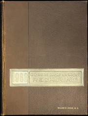 1968 Edition, Corbin High School - Redhound Yearbook (Corbin, KY)