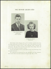 Page 15, 1945 Edition, Daviess County High School - Echoes Yearbook (Owensboro, KY) online yearbook collection