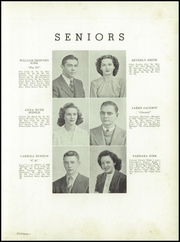 Page 17, 1945 Edition, Daviess County High School - Echoes Yearbook (Owensboro, KY) online yearbook collection