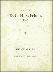 Page 5, 1945 Edition, Daviess County High School - Echoes Yearbook (Owensboro, KY) online yearbook collection