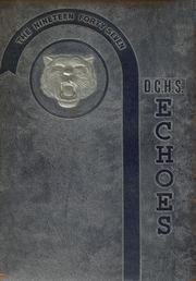 1947 Edition, Daviess County High School - Echoes Yearbook (Owensboro, KY)