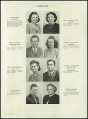 Page 11, 1947 Edition, Daviess County High School - Echoes Yearbook (Owensboro, KY) online yearbook collection