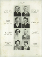 Page 12, 1947 Edition, Daviess County High School - Echoes Yearbook (Owensboro, KY) online yearbook collection