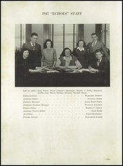 Page 14, 1947 Edition, Daviess County High School - Echoes Yearbook (Owensboro, KY) online yearbook collection