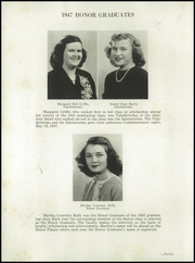Page 16, 1947 Edition, Daviess County High School - Echoes Yearbook (Owensboro, KY) online yearbook collection