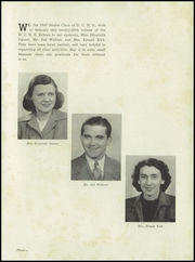 Page 7, 1947 Edition, Daviess County High School - Echoes Yearbook (Owensboro, KY) online yearbook collection
