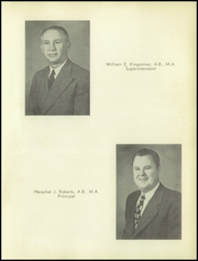 Page 13, 1950 Edition, Fort Knox High School - Eagle Yearbook (Fort Knox, KY) online yearbook collection