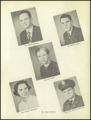 Page 15, 1950 Edition, Fort Knox High School - Eagle Yearbook (Fort Knox, KY) online yearbook collection