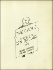 Page 5, 1950 Edition, Fort Knox High School - Eagle Yearbook (Fort Knox, KY) online yearbook collection