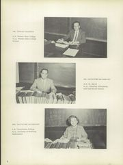 Page 12, 1951 Edition, Fort Knox High School - Eagle Yearbook (Fort Knox, KY) online yearbook collection