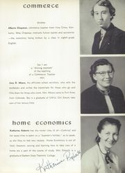 Page 17, 1954 Edition, Fort Knox High School - Eagle Yearbook (Fort Knox, KY) online yearbook collection