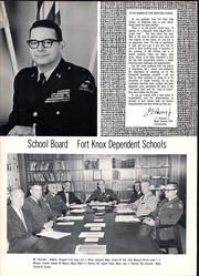 Page 14, 1964 Edition, Fort Knox High School - Eagle Yearbook (Fort Knox, KY) online yearbook collection