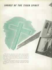 Page 16, 1948 Edition, St Xavier High School - Tiger Yearbook (Louisville, KY) online yearbook collection