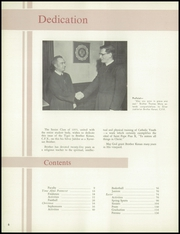 Page 10, 1955 Edition, St Xavier High School - Tiger Yearbook (Louisville, KY) online yearbook collection