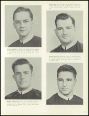 Page 13, 1955 Edition, St Xavier High School - Tiger Yearbook (Louisville, KY) online yearbook collection