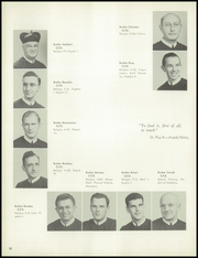 Page 14, 1955 Edition, St Xavier High School - Tiger Yearbook (Louisville, KY) online yearbook collection