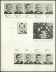 Page 16, 1955 Edition, St Xavier High School - Tiger Yearbook (Louisville, KY) online yearbook collection