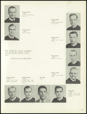 Page 17, 1955 Edition, St Xavier High School - Tiger Yearbook (Louisville, KY) online yearbook collection