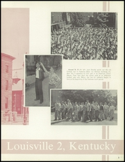 Page 7, 1955 Edition, St Xavier High School - Tiger Yearbook (Louisville, KY) online yearbook collection