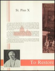 Page 8, 1955 Edition, St Xavier High School - Tiger Yearbook (Louisville, KY) online yearbook collection