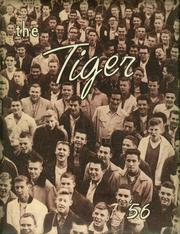 1956 Edition, St Xavier High School - Tiger Yearbook (Louisville, KY)