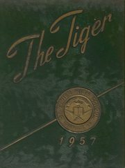 1957 Edition, St Xavier High School - Tiger Yearbook (Louisville, KY)