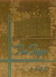 Page 1, 1958 Edition, St Xavier High School - Tiger Yearbook (Louisville, KY) online yearbook collection