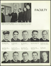Page 11, 1958 Edition, St Xavier High School - Tiger Yearbook (Louisville, KY) online yearbook collection