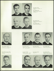 Page 12, 1958 Edition, St Xavier High School - Tiger Yearbook (Louisville, KY) online yearbook collection