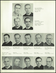 Page 14, 1958 Edition, St Xavier High School - Tiger Yearbook (Louisville, KY) online yearbook collection