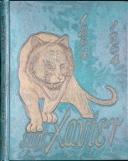 1964 Edition, St Xavier High School - Tiger Yearbook (Louisville, KY)