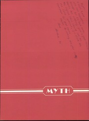 1980 Edition, Doss High School - Myth Yearbook (Louisville, KY)