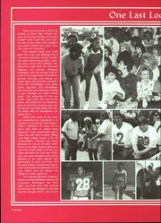Page 10, 1986 Edition, Doss High School - Myth Yearbook (Louisville, KY) online yearbook collection