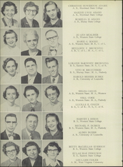 Page 10, 1953 Edition, Southern High School - Southerner Yearbook (Louisville, KY) online yearbook collection