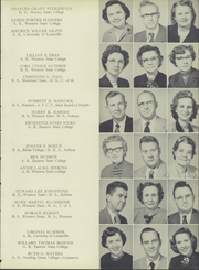 Page 11, 1953 Edition, Southern High School - Southerner Yearbook (Louisville, KY) online yearbook collection