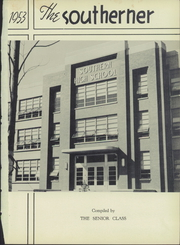 Page 5, 1953 Edition, Southern High School - Southerner Yearbook (Louisville, KY) online yearbook collection