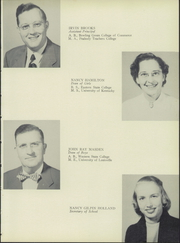 Page 9, 1953 Edition, Southern High School - Southerner Yearbook (Louisville, KY) online yearbook collection