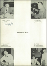 Page 14, 1954 Edition, Southern High School - Southerner Yearbook (Louisville, KY) online yearbook collection