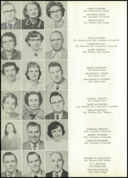 Page 16, 1954 Edition, Southern High School - Southerner Yearbook (Louisville, KY) online yearbook collection