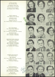 Page 17, 1954 Edition, Southern High School - Southerner Yearbook (Louisville, KY) online yearbook collection