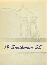 1955 Edition, Southern High School - Southerner Yearbook (Louisville, KY)