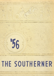 1956 Edition, Southern High School - Southerner Yearbook (Louisville, KY)