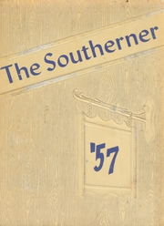 1957 Edition, Southern High School - Southerner Yearbook (Louisville, KY)